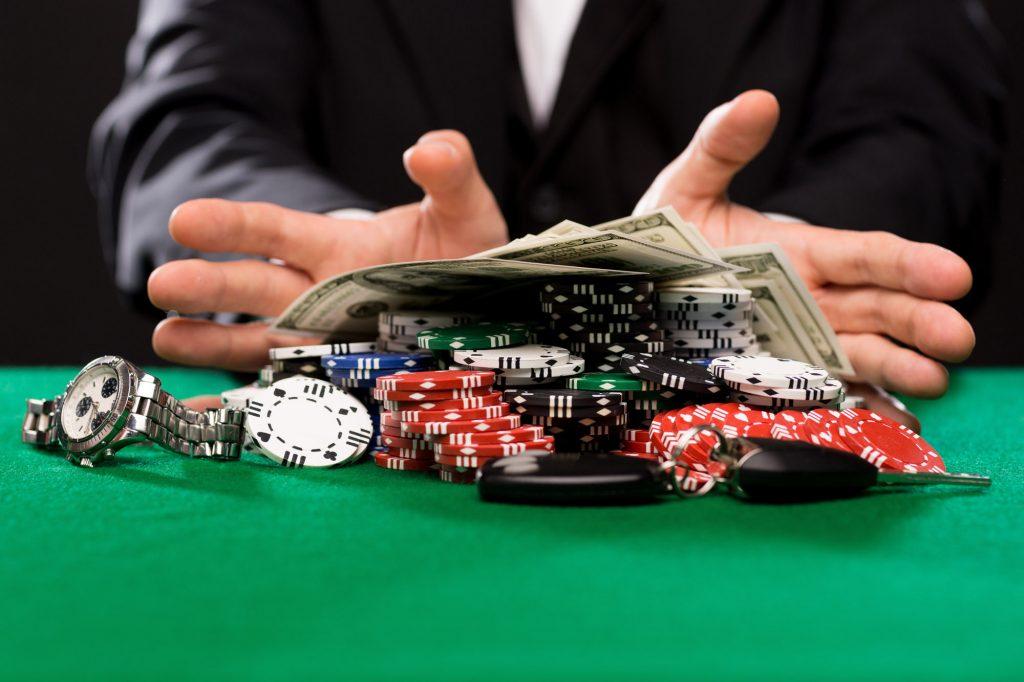 gambling casino dubai
