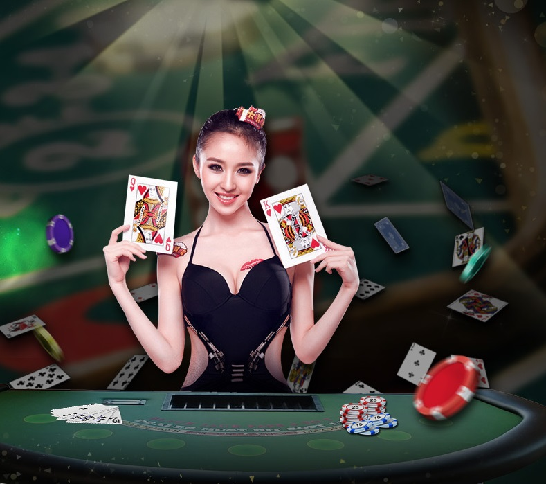 playing poker dominoqq site