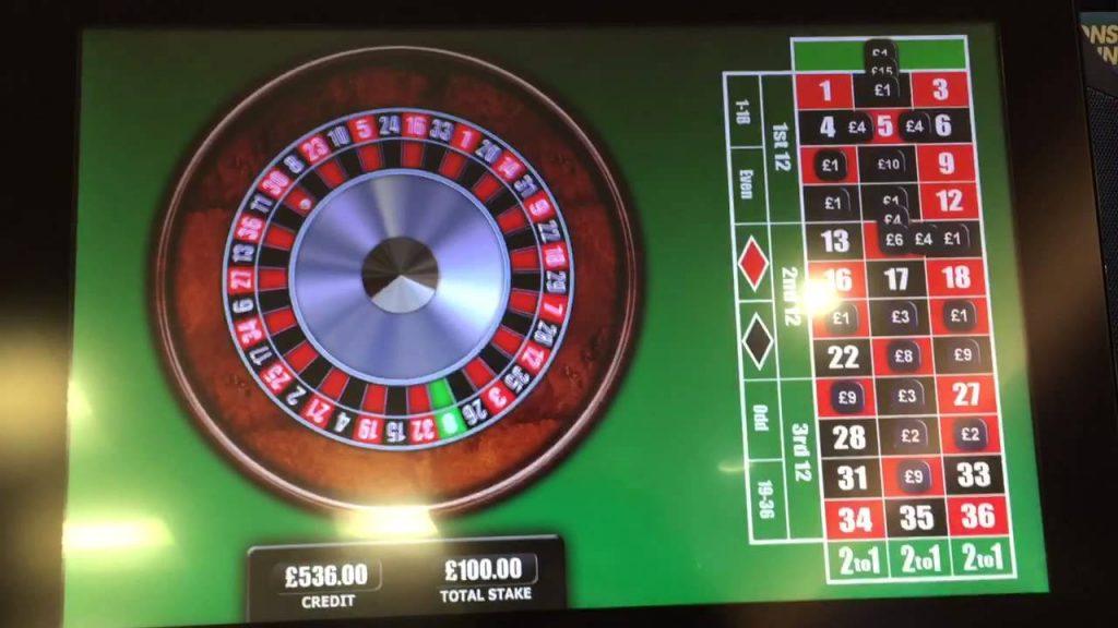 a roulettea roulette wheel wheel