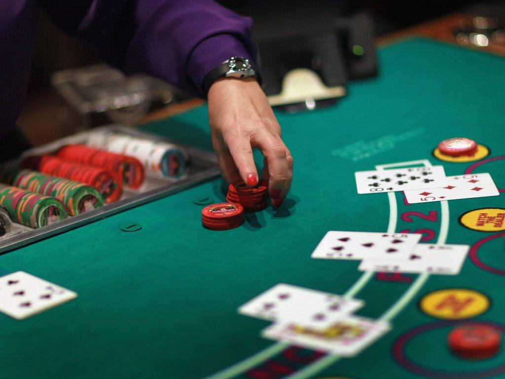 gambling etf