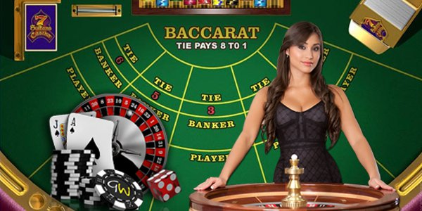 baccarat online game